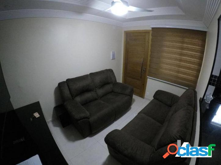 Apartamento com 2 dormitórios à venda, 50 m² por r$ 190.000 - conjunto habitacional padre manoel da nóbrega - são paulo/sp