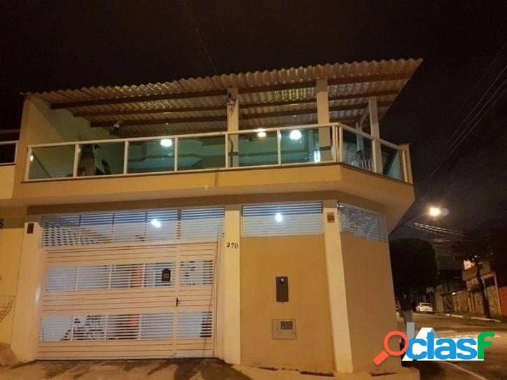 Casa com 3 dormitórios à venda, 180 m² por r$ 430.000 - vila nhocune - são paulo/sp