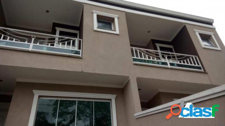 Sobrado com 2 dormitórios à venda, 150 m² por r$ 440.000 - vila carmosina - são paulo/sp