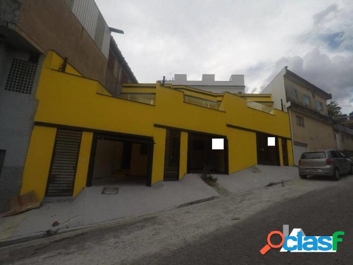 Sobrado com 2 dormitórios à venda, 75 m² por r$ 330.000 - jardim matarazzo - são paulo/sp