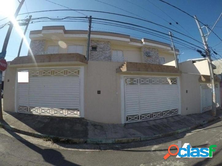 Sobrado com 3 dormitórios à venda, 80 m² por r$ 380.000 - parque artur alvim - são paulo/sp