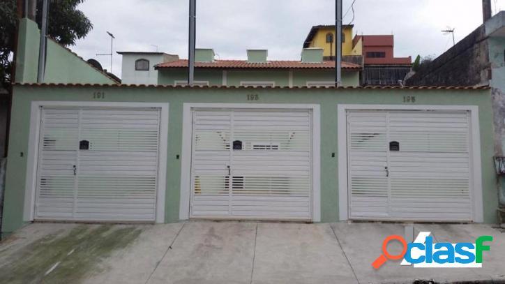 Sobrado com 2 dormitórios à venda, 66 m² por r$ 340.000 - parque guarani - são paulo/sp