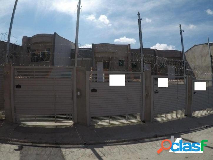 Sobrado com 2 dormitórios à venda, 90 m² por r$ 390.000 - parque cruzeiro do sul - são paulo/sp