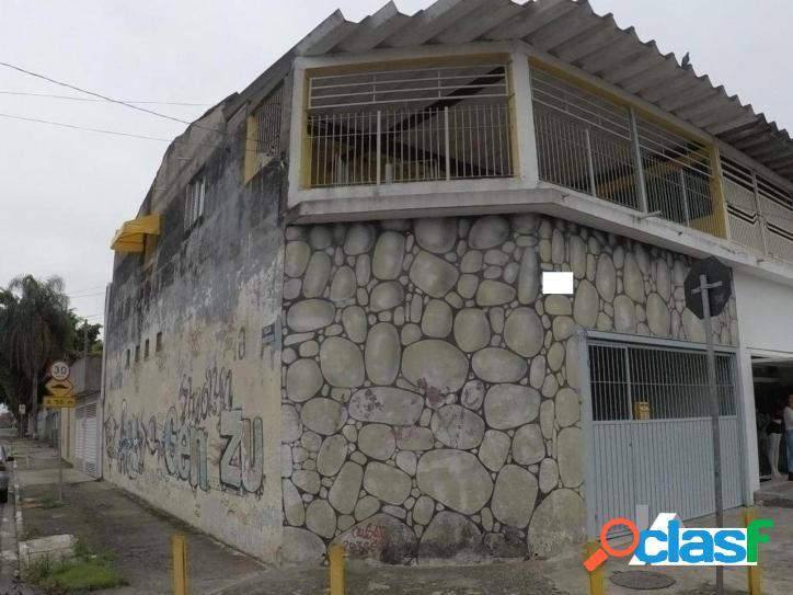 Casa com 4 dormitórios à venda, 116 m² por r$ 530.000 vila jacuí - são paulo/sp