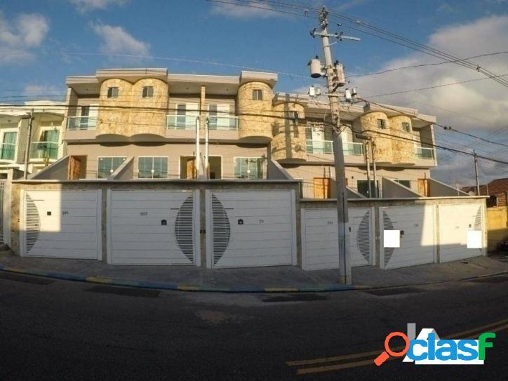 Sobrado com 3 dormitórios à venda, 112 m² por r$ 550.000 parque boturussu - são paulo/sp