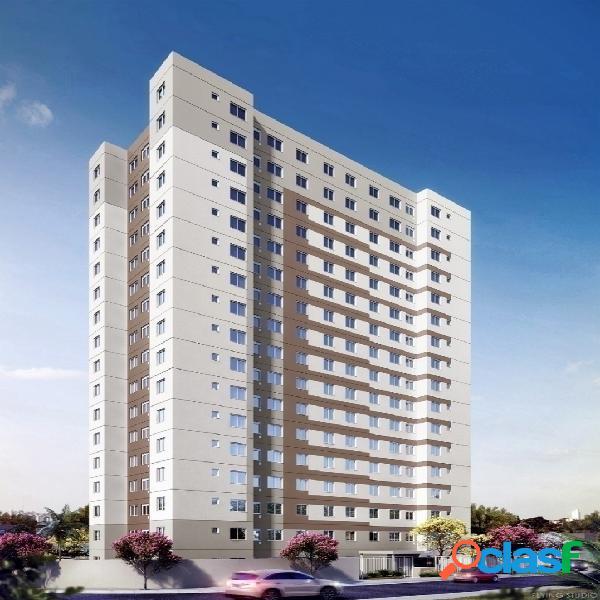 Apartamento com 2 dormitórios à venda, por r$ 144.000 vila curuça - são paulo/sp (lançamento)