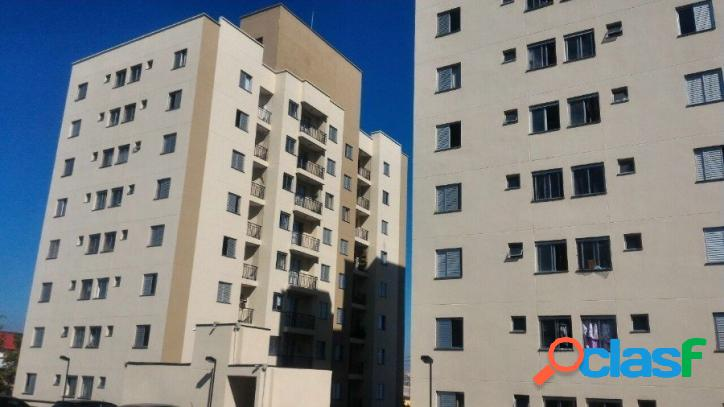 Apartamento com 2 dormitórios à venda, 48 m² por r$ 230.000 - vila curuçá - são paulo/sp