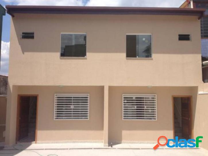 Sobrado com 3 quartos à venda, 70 m² por r$ 380.000 - chácara mafalda - são paulo/sp