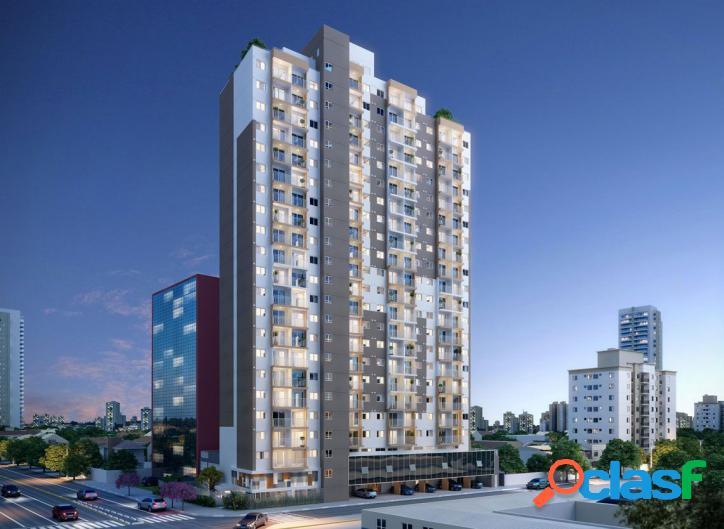 Apartamento com 1 suite à venda, 32 m² por r$ 235.000 - centro - são paulo/sp