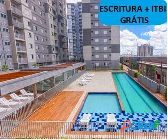 Apartamento com 2 quartos à venda, 47 m² por r$ 192.700