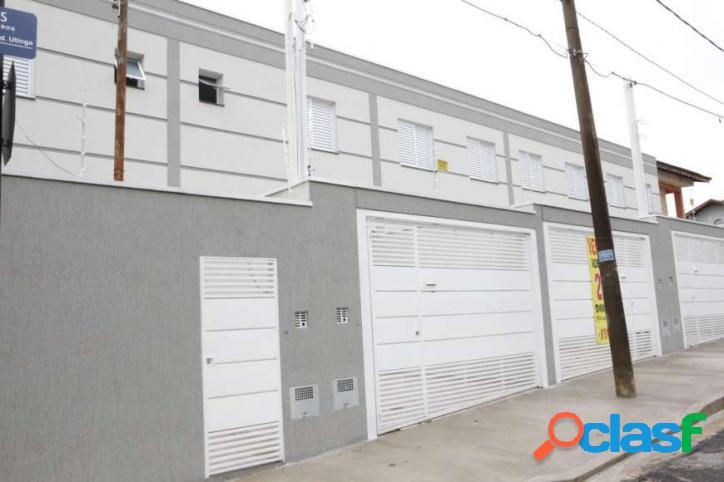 Santo andre sobrado com 3 quartos à venda, 67 m² por r$ 340.000