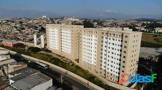 Apartamento guainases-zona leste são paulo/sp
