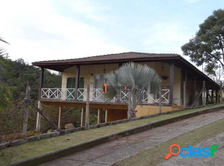 Chacara - guararema - 205 m² - 05 dorms - 09 vagas - condominio
