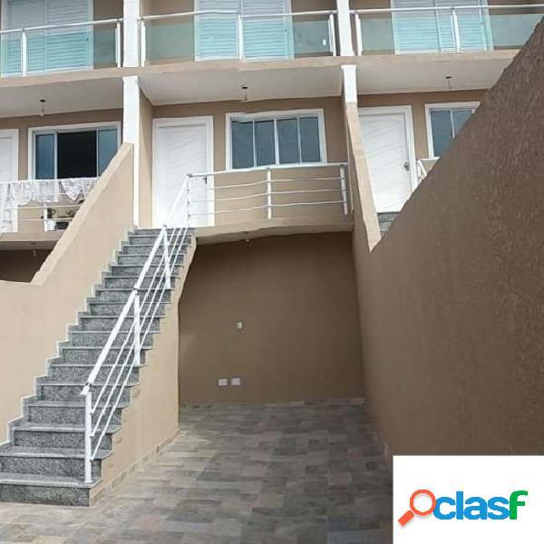 Sobrado com 2 quartos à venda, 85 m² por r$ 345.000 - capão redondo sp