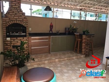Área privativa 03 quartos, suíte, 02 vagas, elevador, 138m² - itapoã