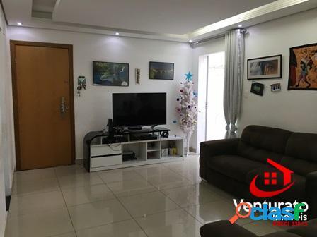 Área privativa 03 quartos, suíte, 02 vagas, elevador, 138m² - Itapoã 2
