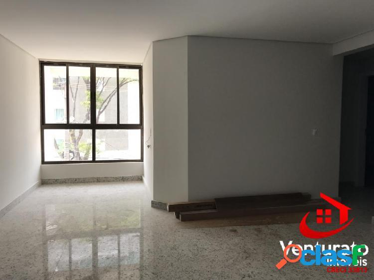Apartamento 03 Quartos, Suíte, 02 Vagas, Elevador - Itapoã 1