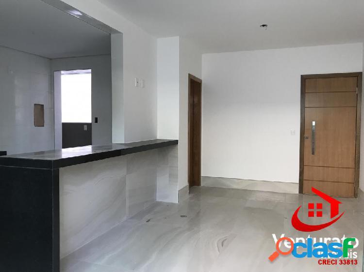 Apartamento 81m², 03 quartos, 02 vagas, elevador - planalto