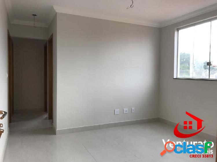 Apartamento 03 quartos, suíte com varanda, 02 vagas, elevador - rio branco