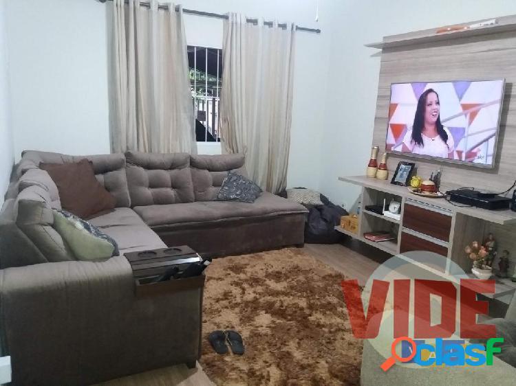 Palmeiras de são josé casa térrea, 2 dorms. (1 suíte), 70 m² ac, 150 m² t