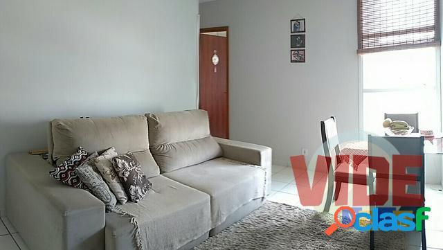 Jardim primavera: apartamento seminovo, 2 dormitórios, 54 m², vaga coberta