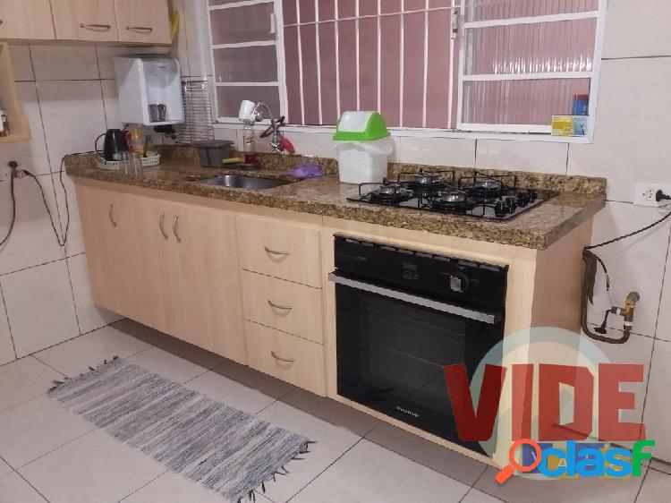Palmeiras de São José Casa térrea, 2 dorms. (1 suíte), 70 m² AC, 150 m² T 3