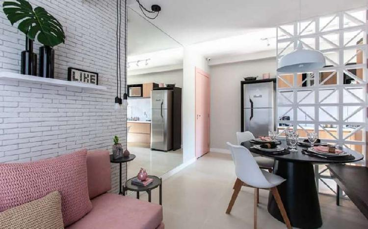Apartamento arthur alvim - 2 quartos- 42 mts