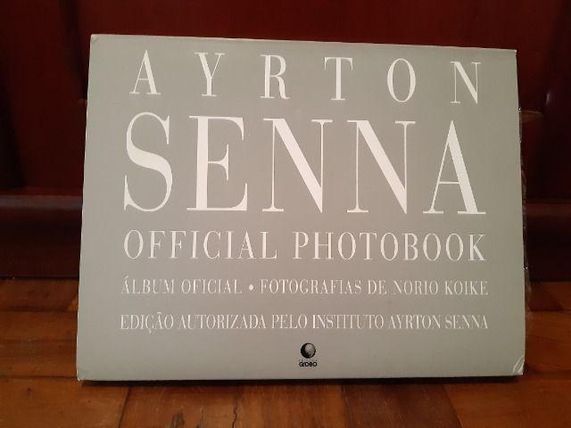 Ayrton senna - official photobook