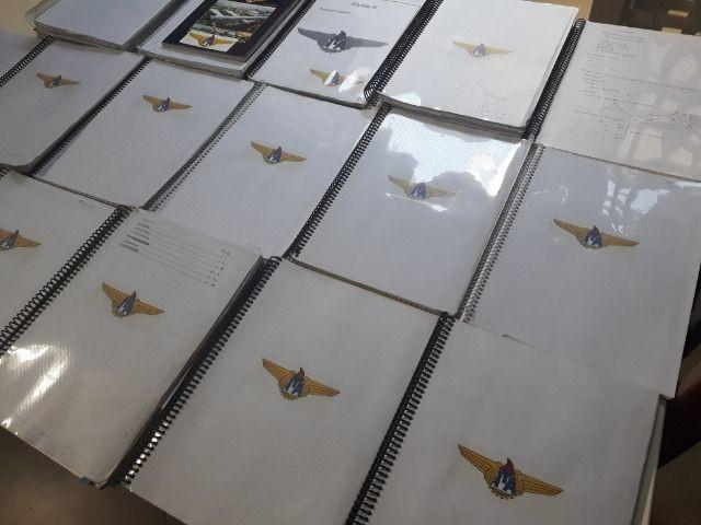 Cadernos das aulas turma ita - poliedro sjc