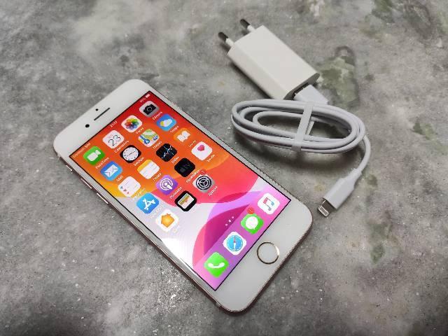 Iphone 7 32gb rose ótimo preço
