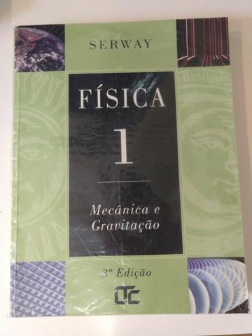 Livro física 1 mecânica e gravitação - serway