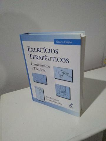 Livro de exercícios terapêuticos