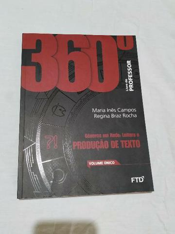 Livros coleção produção de texto 360° ftd