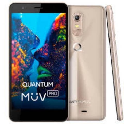 Smartphone quantum muv q5(tem que trocar a tela)