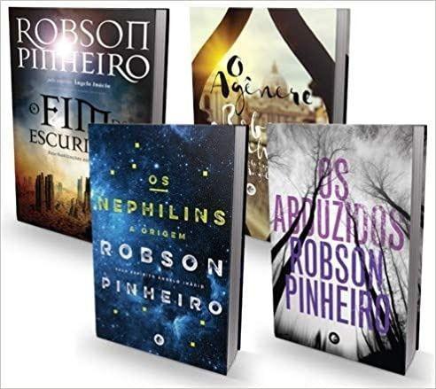Série crônicas da terra (4 volumes)