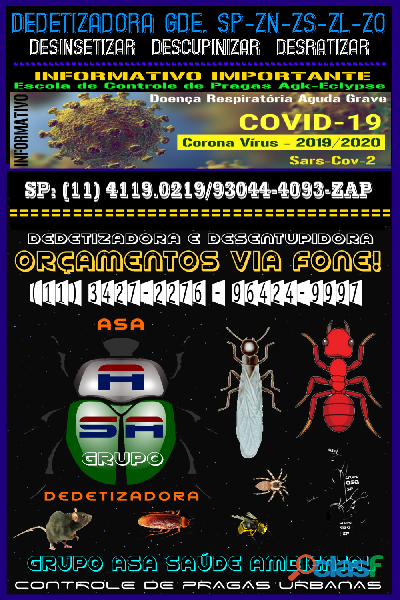 Aaron dedetização   dd sp 11 4149 4639 dedetizadora aaron–descupinização–desratização desinsetização