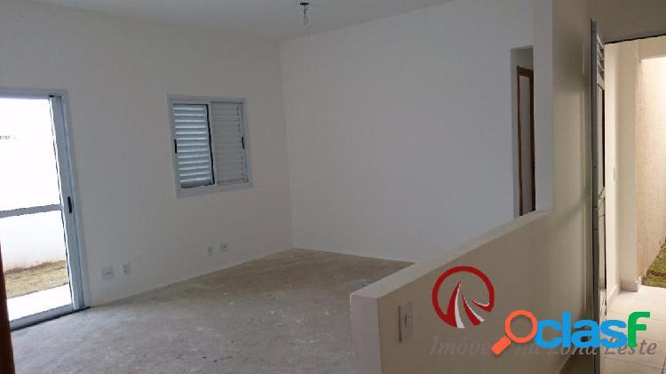 Apartamento 1 dorm, sala ampliada, 47m², sacada, vaga, pronto - aricanduva