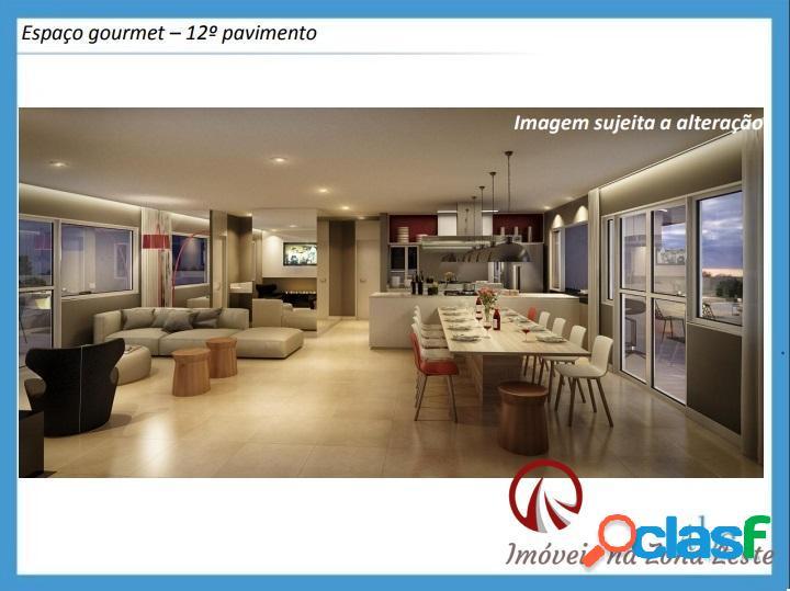 Apartamento 34m², 1 dorm, 1 vaga - república