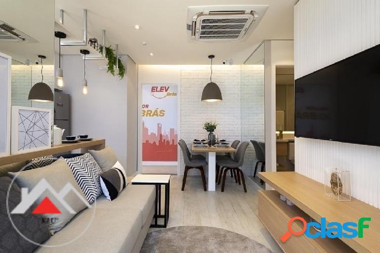 Apartamentos mcmv - brás (em construção)