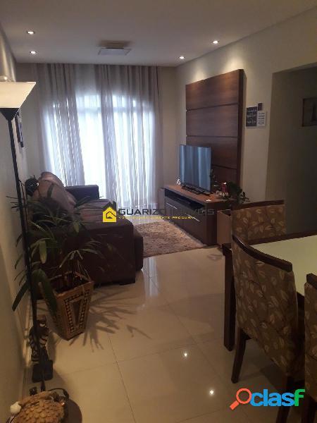 Apartamento à venda 2 quartos, 1 vaga lazer completo - baeta neves - sbc