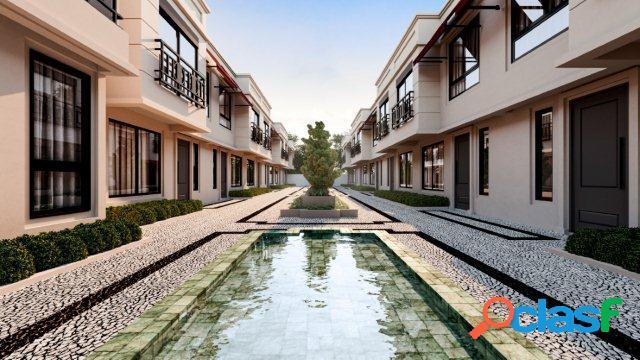 Casa em condomínio fechado a venda no Bairro Jardim Social