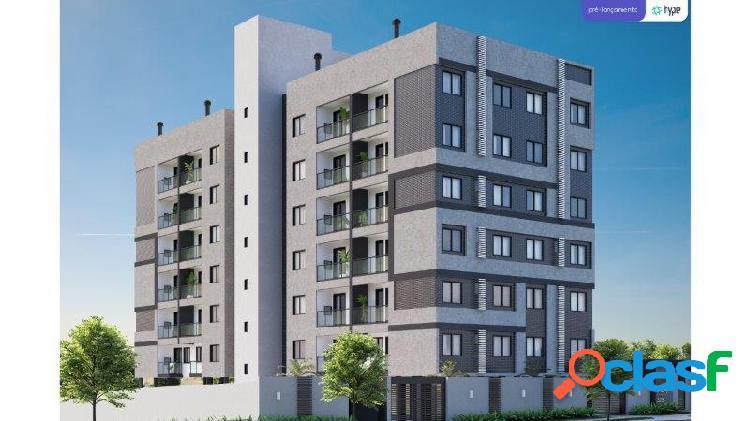 Apartamento de 45m² a venda no capão raso