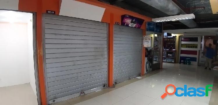 4,5 m2 / se vende mini local en gran bazar, cc fin de siglo, san diego