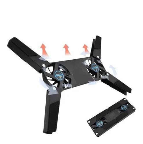 4 cooler pad pra notebook usb receptores maquinas