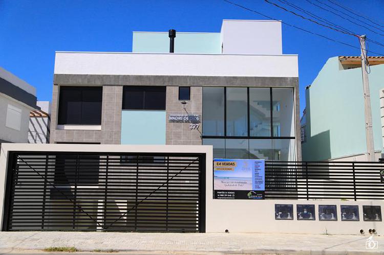 Apartamento novo, à venda, 2 suítes, garagem fechada,
