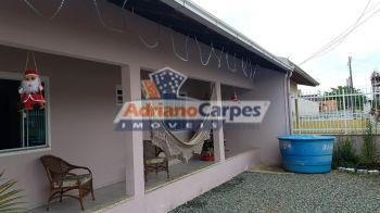 Adriano carpes imóveis vende casa com 6 dormitórios, em