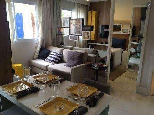 Apartamento - 1 dormitório - pronto - lazer completo -