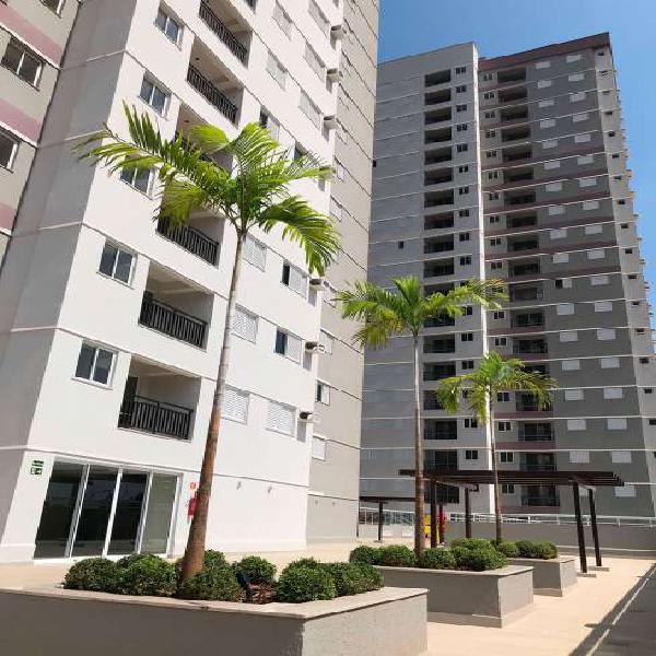 Apartamento 3q e 1 suíte, 65m² vila rosa - goiânia - go
