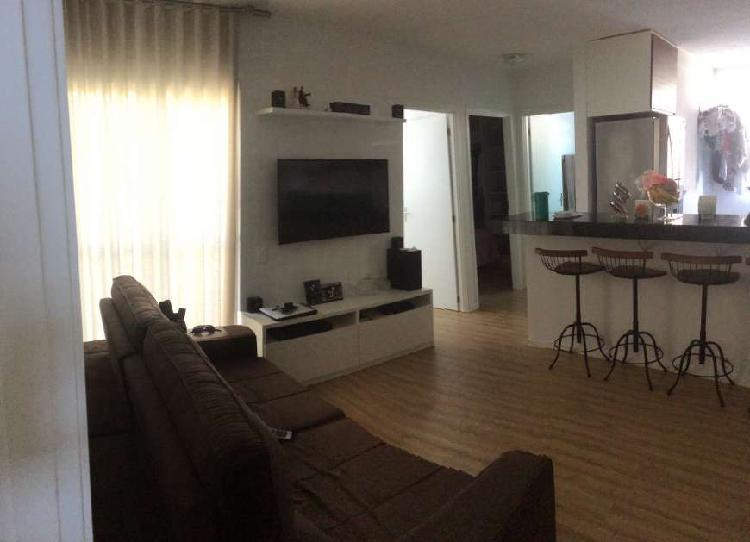 Apartamento mobiliado e 100% planejado de 2 quartos com