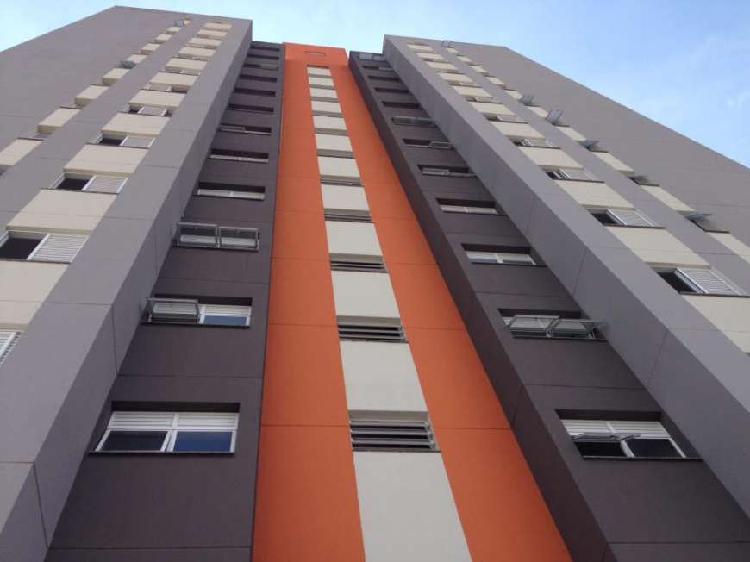 Apartamento novo com 54m², 2 dormitórios, terraço grill e